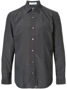 рубашка с мелким принтом Gieves & Hawkes