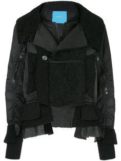 объемная лоскутная куртка Undercover