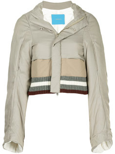 укороченная куртка-пуховик Undercover