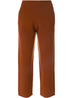 укороченные трикотажные брюки  Joseph