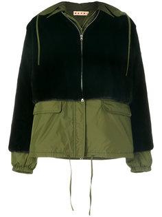 многослойная куртка  Marni