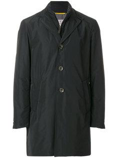 пальто с двойным воротником Canali