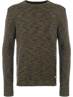 меланжевый свитер CP Company