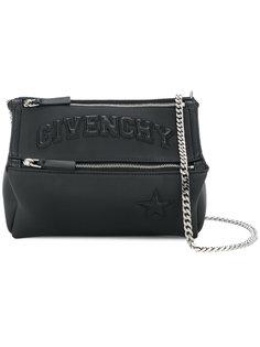сумка на плечо с аппликацией логотипа Givenchy
