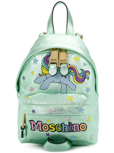 My Little Pony mini backpack Moschino