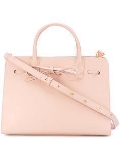 сумка-тоут с завязками Mansur Gavriel