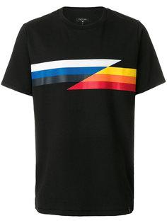 футболка с полосками Rag & Bone
