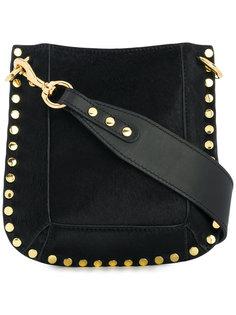 сумка через плечо с тиснением Isabel Marant
