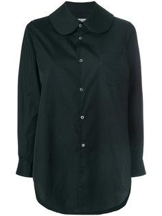 длинная рубашка на пуговицах Comme Des Garçons