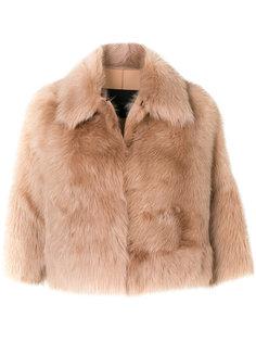 куртка с укороченными рукавами  Blancha