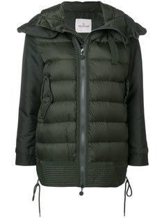 дутое пальто  Moncler