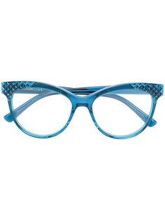 очки в оправе кошачий глаз MCM