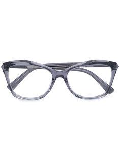 очки в объемной оправе MCM