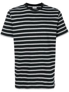 полосатая футболка Carhartt