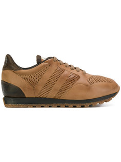 дышащие кроссовки на шнуровке Alberto Fasciani