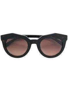 солнцезащитные очки в оправе кошачий глаз MCM