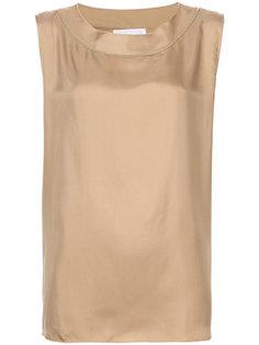 блузка без рукавов  Fabiana Filippi