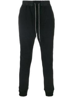 зауженные спортивные брюки Low Brand