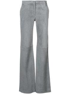 классические расклешенные брюки Fabiana Filippi
