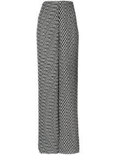 брюки с завышенной талией Urielle Solace London