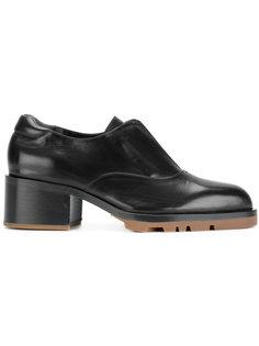 туфли без застежки Jil Sander