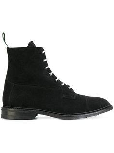 ботинки на шнуровке Trickers Trickers