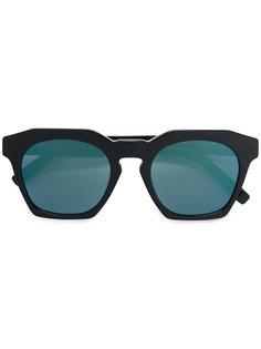 солнцезащитные очки в квадратной оправе MCM