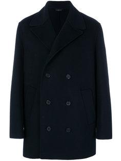 двубортное пальто Nizza Jil Sander
