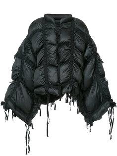 стеганая куртка-бомбер Yajun