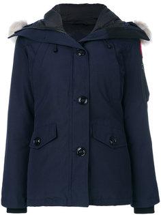 пальто с капюшоном  Canada Goose