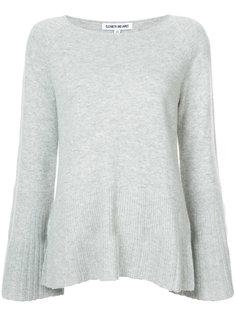 свитер с расклешенным подолом Elizabeth And James