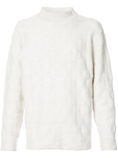 textured sweater The Elder Statesman