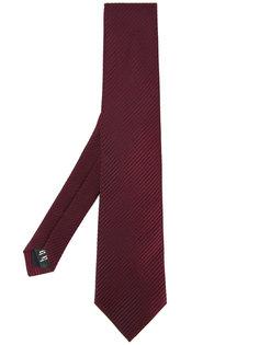 полосатый галстук Gieves & Hawkes