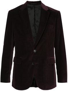 классический приталенный пиджак Cerruti 1881