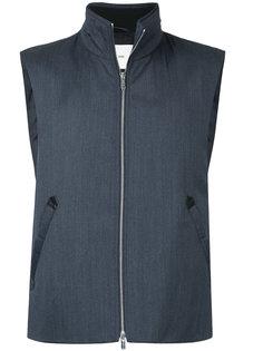 куртка без рукавов на молнии Cerruti 1881