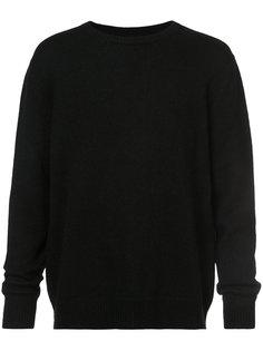 классический трикотажный свитер  Simon Miller