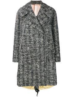 пальто мешковатого кроя  Nº21