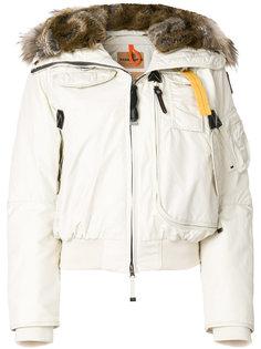 дутая куртка с капюшоном Parajumpers