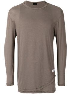 двухслойная футболка Stampd