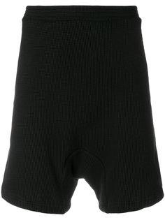 шорты с заниженной проймой 11 By Boris Bidjan Saberi