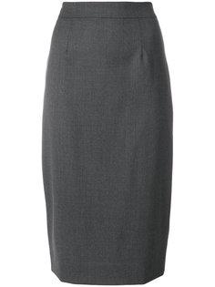 классическая юбка-карандаш P.A.R.O.S.H.