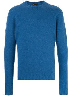 свитер кроя слим Drumohr