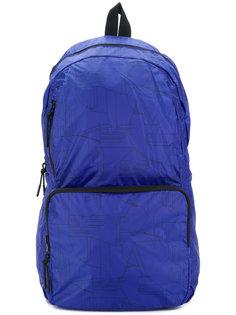 рюкзак с застежкой-молнией Armani Jeans