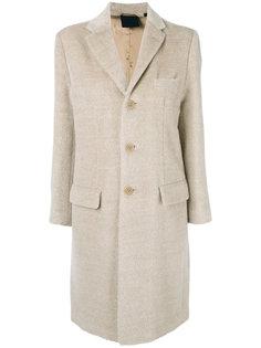 длинное пальто  Aspesi