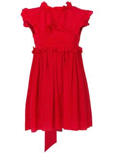 платье Plastron Balenciaga