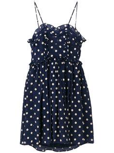 платье в стиле бэби долл Balenciaga