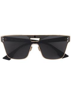 большие солнцезащитные очки в стиле ретро Diorizon Dior Eyewear
