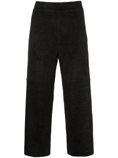укороченные широкие брюки Sylvie Schimmel