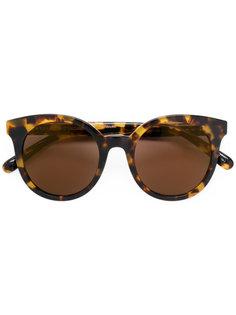 солнцезащитные очки в круглой оправе Stella Mccartney Eyewear