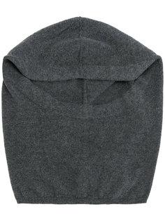 шапка-бини с вырезной деталью Kristensen Du Nord
